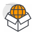 Icono Serviciode e -commerce
