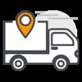Icono Transporte y Distribución a nivel nacional